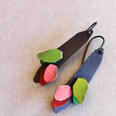 Yuko Fujita Like the colour combinations, simplicity, can see how folk patterns can be translated into this.