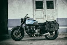 """GL1000 """"Nordiq"""" by ER Motorcycles"""