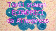 STAMPI per Resina ECONOMICI da Olga Shop!   Sissy's Creations