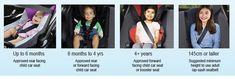 Child car seats - Children - Staying safe - NSW Centre for Road Safety Booster Car Seat, Toddler Car Seat, Baby Car Seats, Best Convertible Car Seat, Rear Facing Car Seat, First Day School, Kids Seating, Baby Center