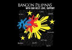 Haiyan Support by Erika Button