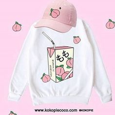 #tumblr #peach #kawaii @kokopiebrand