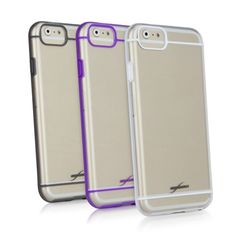 Hybrid clear and colorful hard shell #phone #Case!! ☀ SimpleElement Cover, available for #iPhone 5, iPhone 6, iPhone 6 Plus, #Samsung Galaxy 5, Samsung Galaxy Note 4 and many more! Find it at www.boxwave.com