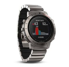 Garmin fēnix Chronos GPS Smartwatch with Fitness Tracker and Heart Rate Monitor