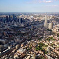 #london basking in evening #sun #summer #city #england #britain