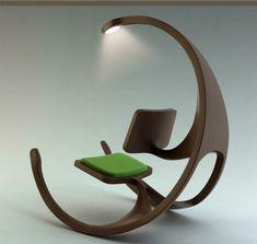 Tasarlanmış en ilginç sandalye modellerine hadi birlikte bakalım.
