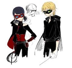 Total fan of Cat Noir and Copycat. Stop by and chat I don't bite. (love rping as cat noir, copycat...