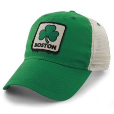 7d4390c8768 Boston Shamrock Patch