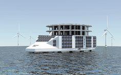 Geps Techno imagine un étonnant navire multi-énergie