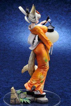 Oboro Muramasa - Kongiku 1/8 Complete Figure(Pre-order)