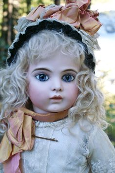 Stunning Bru Jeune Bebe from bebesatticfinds on Ruby Lane