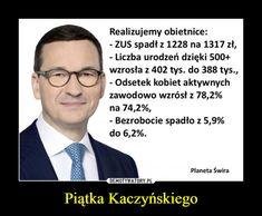 Demotywatory.pl Political Memes, Politics, Best Memes, Funny Memes, New Job, Lol, Peace, Cool Stuff, Quotes