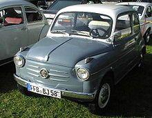 Fiat 600 - Neckar