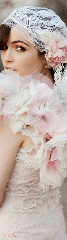Rose Pale, Bridal Gowns, Wedding Dresses, Frou Frou, Pink Fashion, White Fashion, Couture Fashion, Girly Girl, Lady