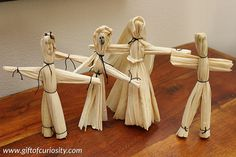 native american month 2015dr corn | How to make corn husk dolls - a simple tutorial for kids and grownups ...