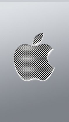 iPhone 5 Wallpaper: Apple Logo
