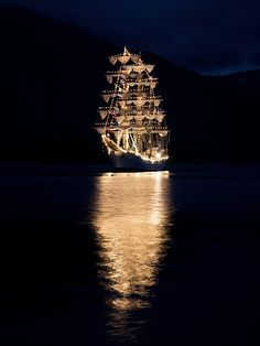 Tall Ship Races, ved balestrand