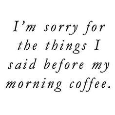 good morning #monday #coffee #vibes #quote #coffeeaddict #life #saying RG @mergedfashion