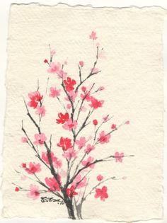 Cherry Blosoom Tattoos Design