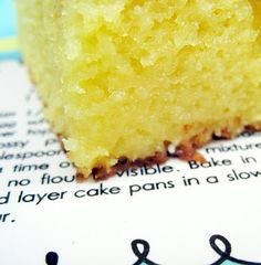 If you pay attention to the recipe you will see that it is very much related to its cousin the Tres Leches Cake