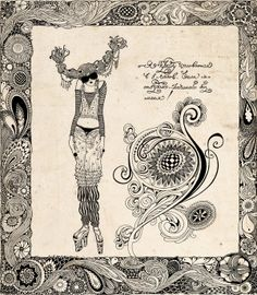 More book illustrations by Sveta Dorosheva, via Behance