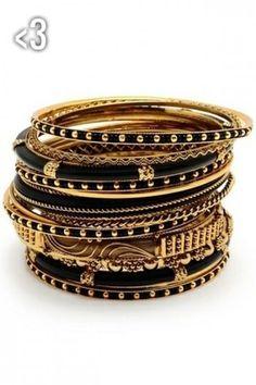 Egyptian style?