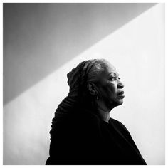 "Toni Morrison ... ""You wanna fly, you got to give up the shit that weighs you down."""