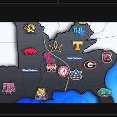 SEC expansion! You know what it is, #blackandgold