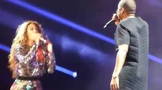 """Holy Grail"" Jay Z & Beyonce@Citizens Bank Park Philadelphia 7/5/14"