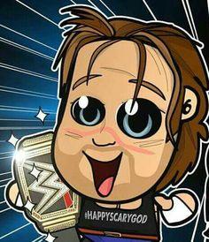 Chibi Dean! The Champ!