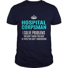 HOSPITAL-CORPSMAN T-Shirts, Hoodies (21.99$ ==► Order Here!)