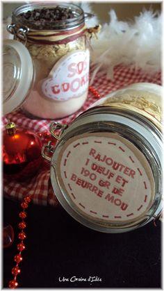 Je ne pouvais pas publier les SOS cookies plus tôt ... Eh oui car ce sont les cadeaux de Noël pour toute la famille ! Vous comprendrez bie...