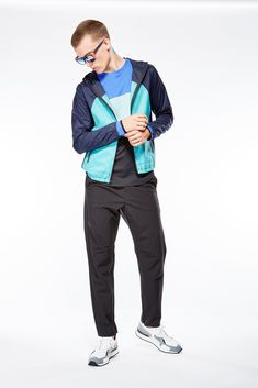 Dyne Spring 2018 Menswear Fashion Show Collection