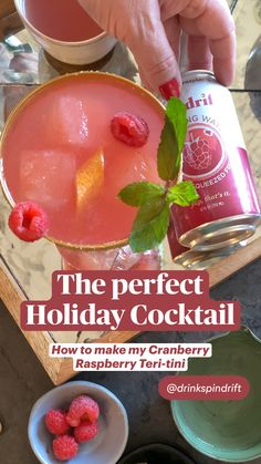 Party Drinks, Fun Drinks, Alcoholic Drinks, Beverages, Alcohol Drink Recipes, Punch Recipes, Christmas Cocktails, Holiday Cocktails, All You Need Is