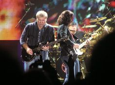 Rush R30 30th Anniversary World Tour Pictures - Wembley Arena - London, England - September 8th, 2004