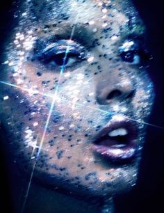 Intergalactic Beauty Editorials : HGIssue Issue 3