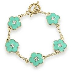 Bling Jewelry Clover Luck Bracelet ($21) ❤ liked on Polyvore featuring jewelry, bracelets, blue, link-bracelets, blue jewelry, flower jewelry, blue bangles, clover jewelry and four leaf clover jewelry