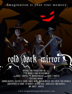 Official poster for Cold Dark Mirror