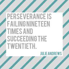 Motivation Quote Perseverance