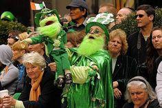 L'Irlande célèbre dignement la Saint-Patrick | Monde - lesoir.be