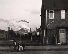 secretcinema1:  Two Girls, Grangetown, Teeside, 1976, Chris Killip