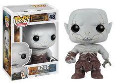 Pop! Movies: Hobbit 2 - Azog | Funko