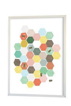 Bee Hive av Camilla Lundsten för Littlephant