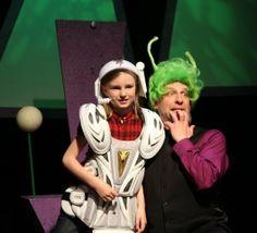 Kenn Adams' Adventure Theater Sacramento, California  #Kids #Events
