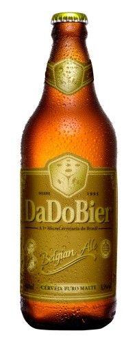 Cerveja DaDo Bier Belgian Ale, estilo Belgian Golden Strong Ale, produzida por DaDo Bier, Brasil. 8.5% ABV de álcool.