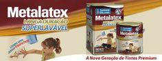 Metalatex Longa Duração Superlavável
