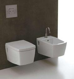 Axa X-Tre Back to Wall Toilets