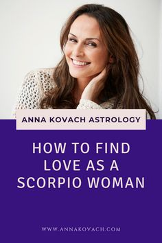 Scorpio women got a bad reputation over the years. However, there are still so many good things about them. Let's see how to find love as a Scorpio woman.