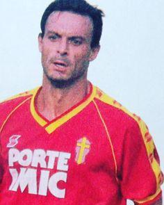 Salvatore 'Totó' Schillaci top striker for Messina Calcio by mundialstyle