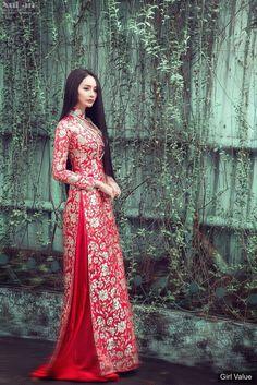 "{""token"":""9542""} - aogai vietnamese dress"